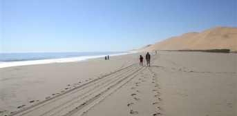 Namibia Beach