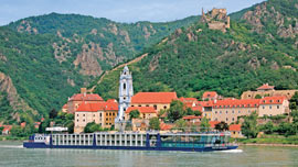 Tapestry - Wachau valley